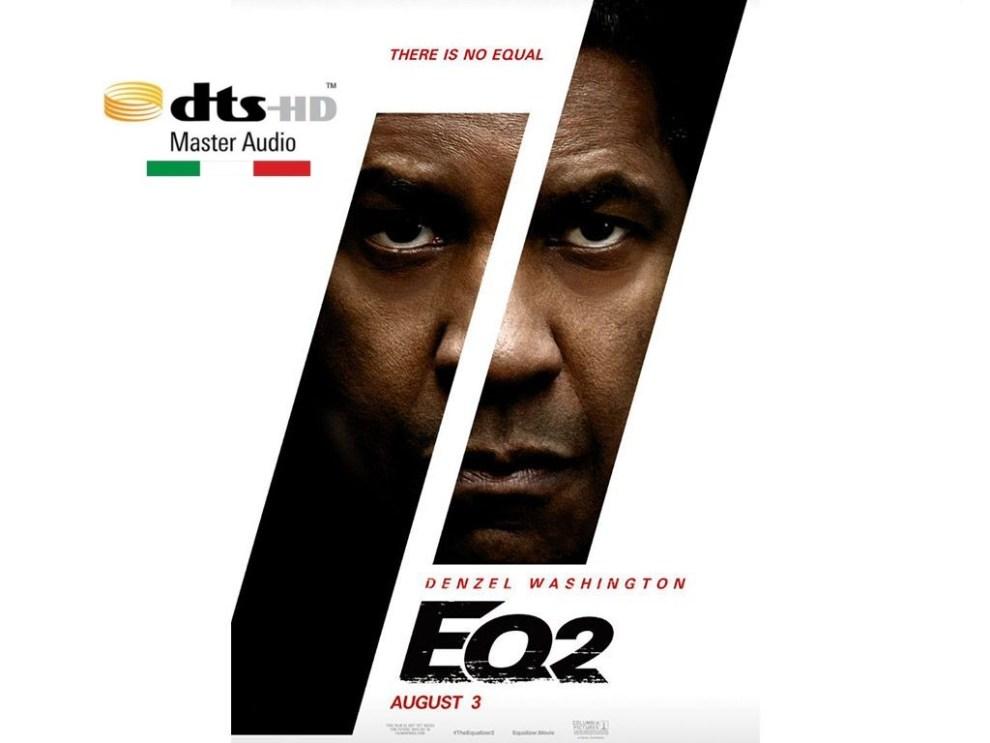 The Equalizer 2: senza perdono [UHD]