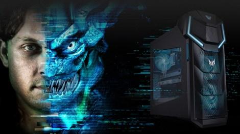 ACER Predator Orion 5000 – Gaming Test