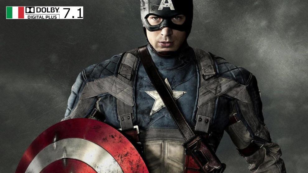 Captain America 4K