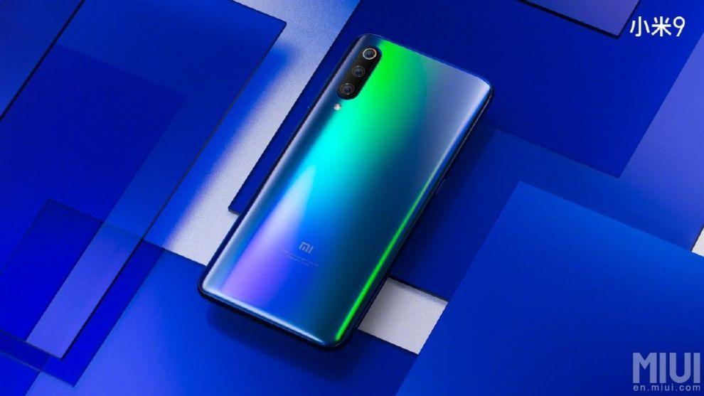 Xiaomi mi-9 home