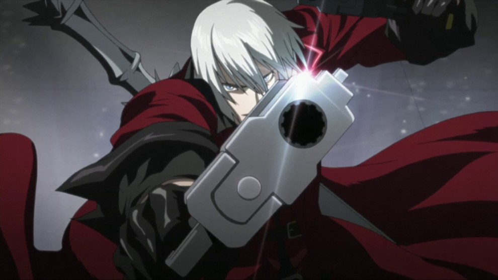 Devil May Cry – Serie Anime completa [BD]