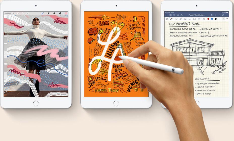 iPad-Mini 2019