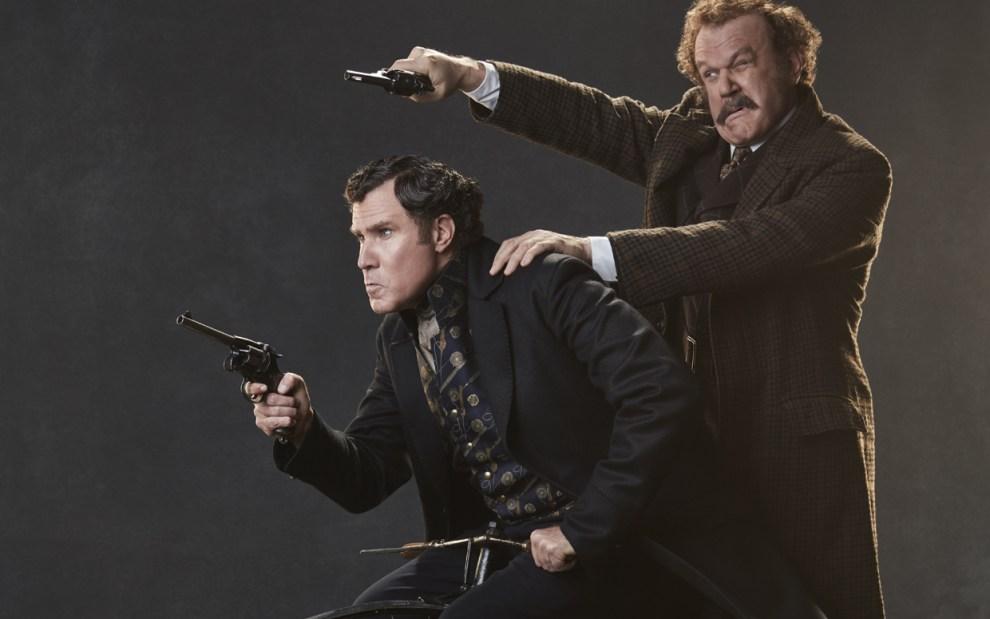 Holmes & Watson – 2 (de)menti al servizio della Regina [BD-50]