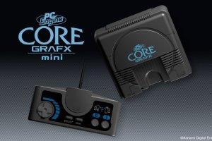 PC Engine Core Grafx Mini: la console Konami a marzo 2020