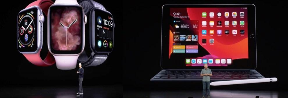 Da Apple le novità autunnali per iPad e Watch