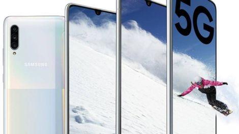 Galaxy-A90-5G home