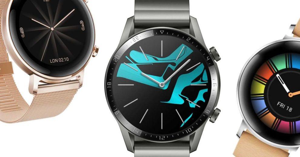 Huawei Watch GT 2 home