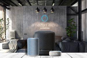 Amazone Echo home