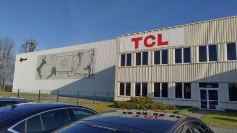 TCL – Visita alla fabbrica in Polonia & hands on Serie X10