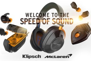 Klipsch Audio e McLaren Racing: cuffie co-branded