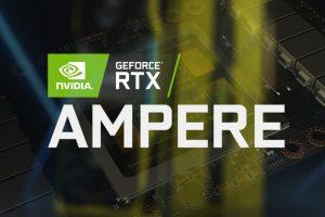 Nvidia: la nuova architettura Ampere arriva il 14 maggio