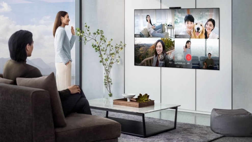 Huawei Vision X65: quando il TV OLED parla cinese