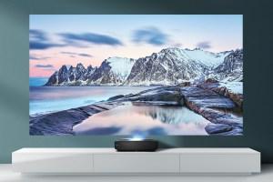 Laser TV 100L5F