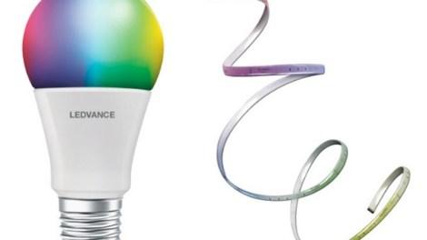 Da Ledvance luminose soluzioni smart