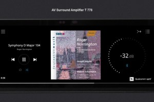 Amplificatore surround NAD T 778