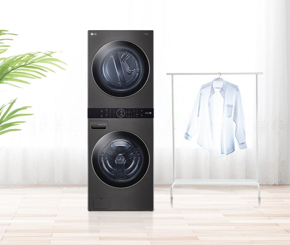 IFA 2020 - LG presenta LG Wash Tower