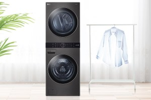 IFA 2020 - LG presenta LG Wash Tower