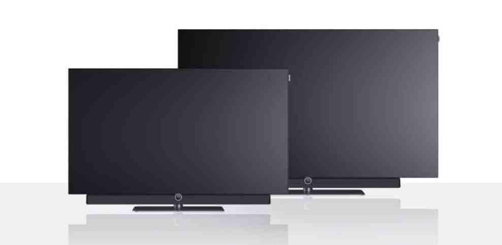 TV OLED bild 5 di seconda generazione: Loewe ci riprova