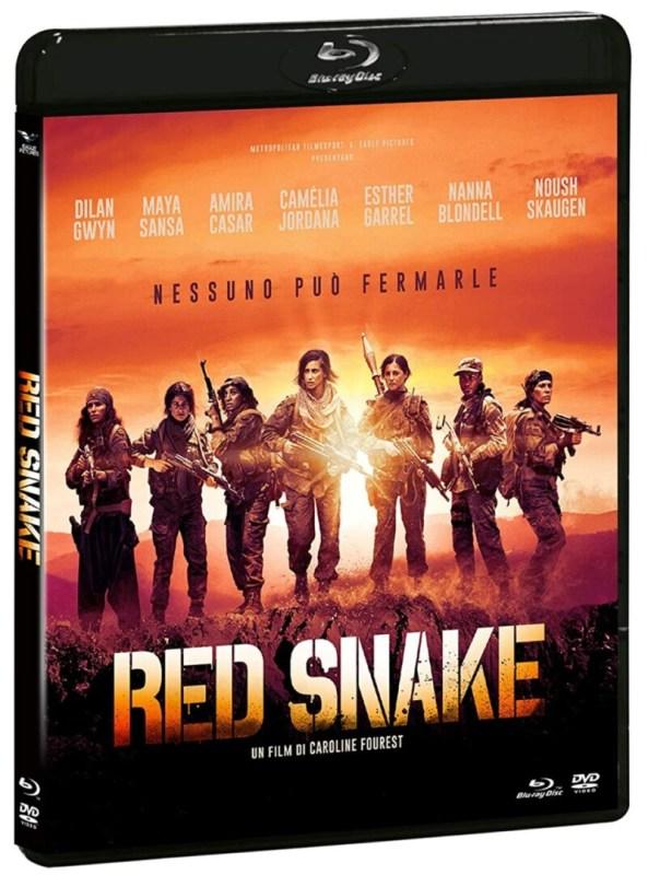 Red Snake [BD]