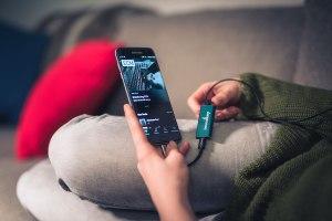 Cyrus SoundKey: mini dac per pc e smartphone.