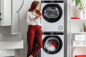 Hoover – Nuova lavatrice e asciugatrice