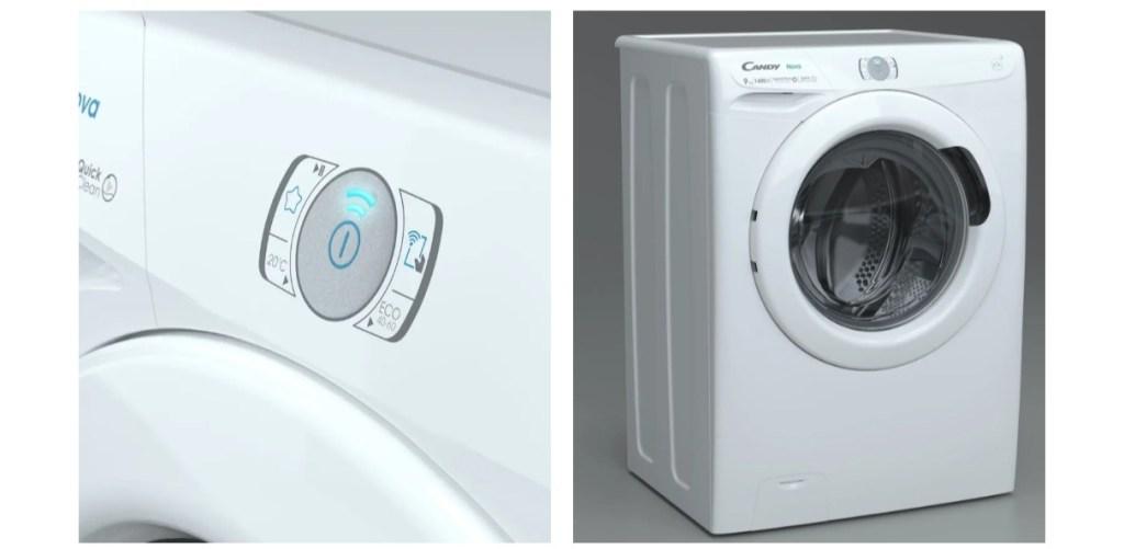 IFA 2020: con Candy Nova la lavatrice diventa iperconnessa
