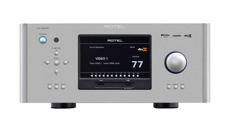Rotel rinnova i suoi processori audio per Home Theater