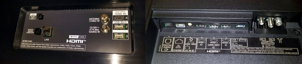 Comparativa tv OLED: LG per giocare, Panasonic per vedere e ascoltare