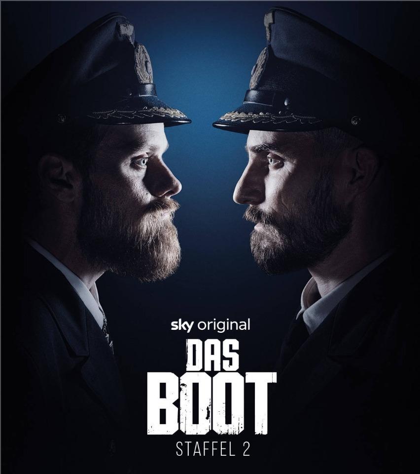 Das Boot sarà la prima serie TV girata e proposta in 8K