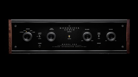 Moonriver Model 4040: l'amplificatore integrato tra vintage e moderno