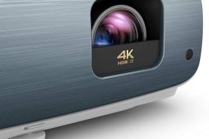 Videoproiettore BenQ TK850 – Voglio il 4K!