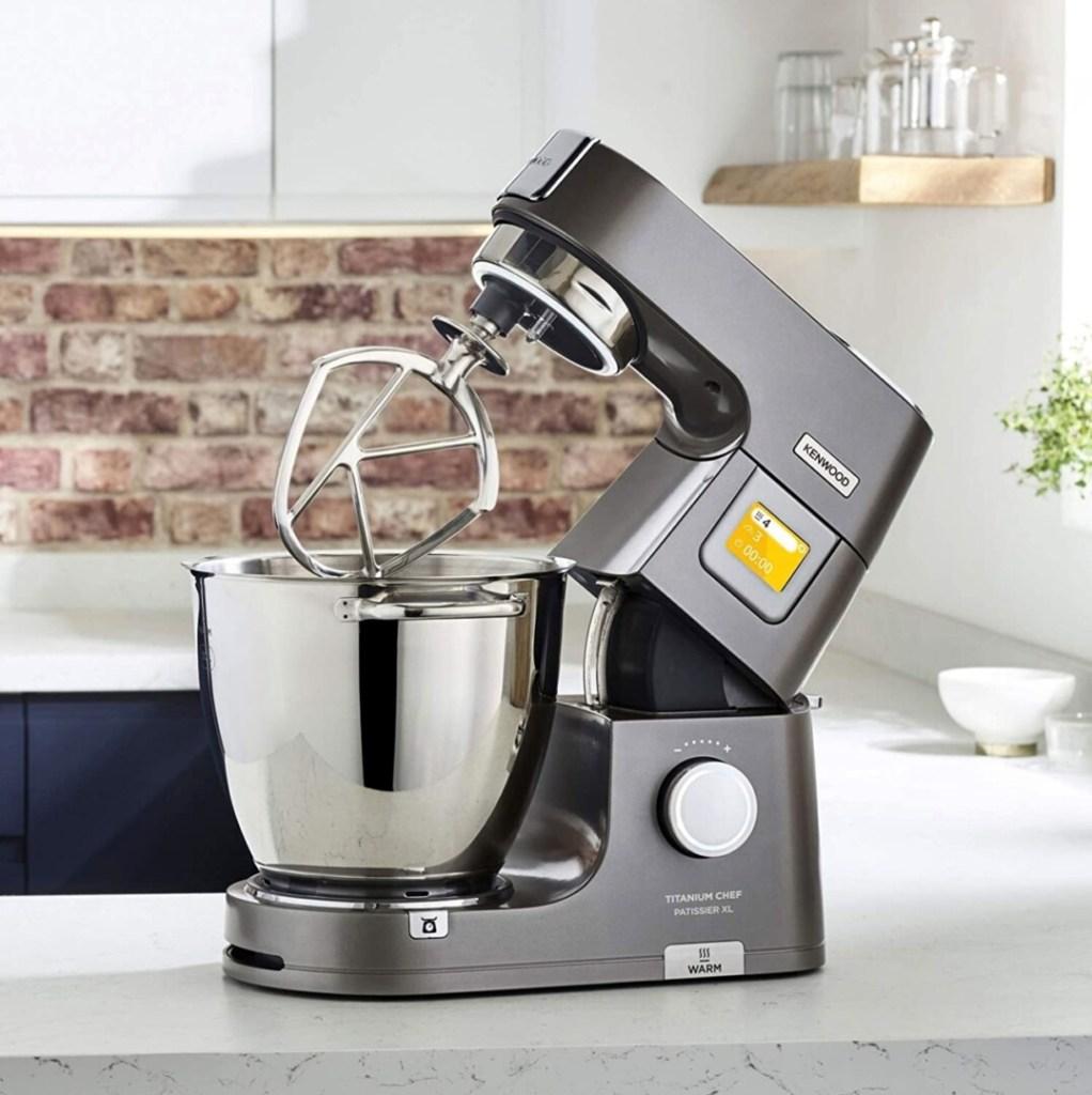 Kenwood Cooking Chef XL e Titanium Chef Patissier XL