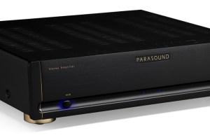 Parasound A23 Plus – Potenza con stile
