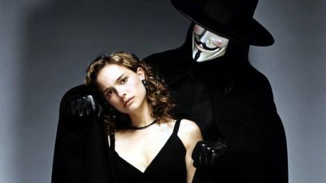 V per Vendetta [UHD]