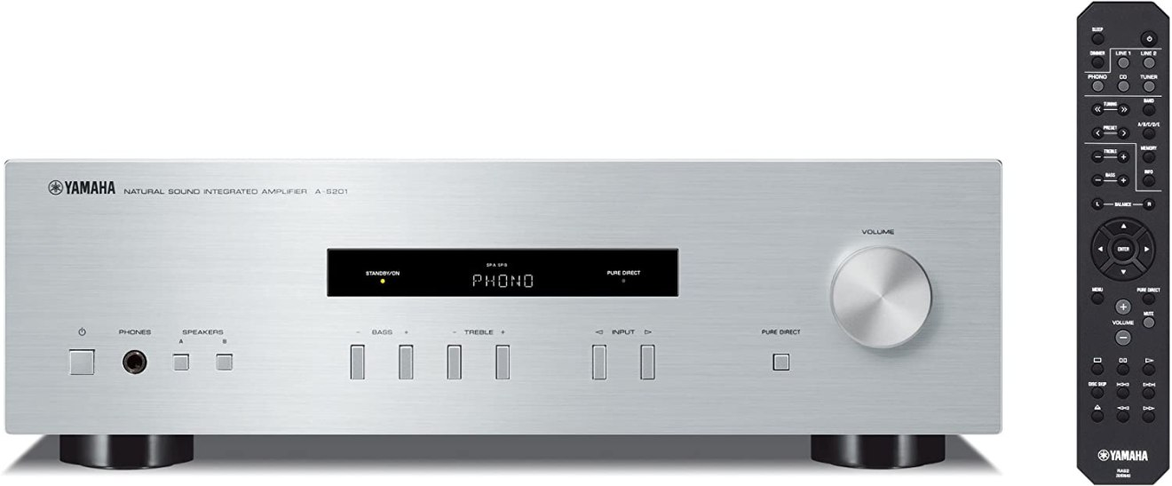 Yamaha AS-201 : l'integrato per tutti