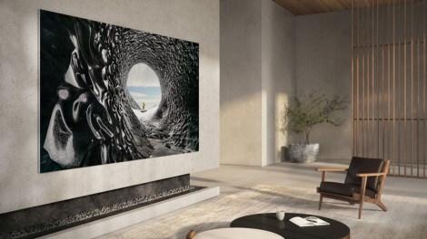 TV MicroLED: Samsung gioca la carta dei 110 pollici a 130.000 euro