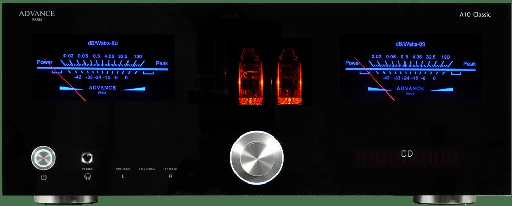 Advance Acoustics A10: ibirdo e digitale.