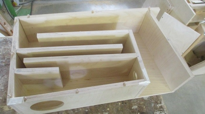 Cabinet Fostex by Margotto