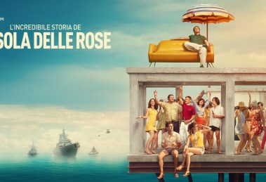L'incredibile storia dell'isola delle Rose: un successo Netflix