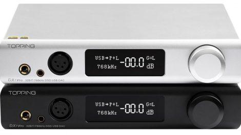 """Topping DX7 Pro Ampli cuffia e dac """"affordable"""""""