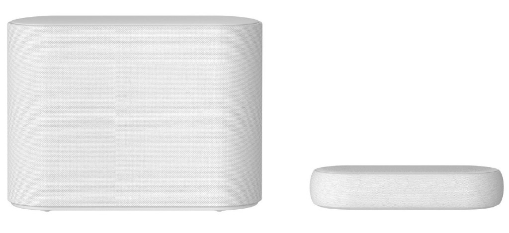 CES 2021 - LG QP5 Éclair soundbar