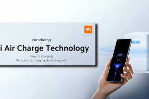 Xiaomi Mi Air Charge Technology: ricarica wireless a distanza
