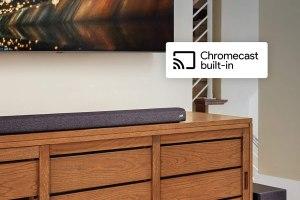 Signa S3 Polk Audio: subwoofer e Chromecast integrato