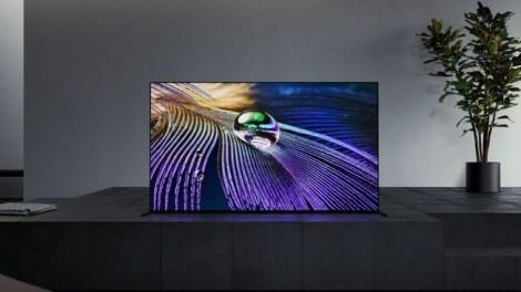 I TV OLED Sony A90J arrivano ad aprile nel segno dell'intelligenza cognitiva