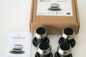Townshend Audio Seismic Isolation Pods