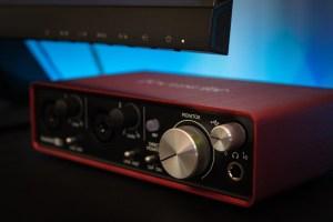 Come scegliere una scheda audio per produrre musica