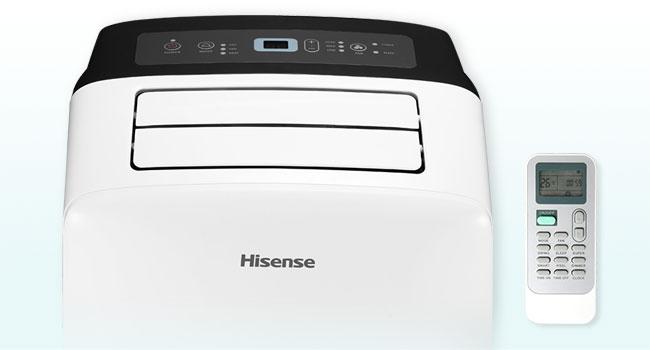 Hisense climatizzatore portatile