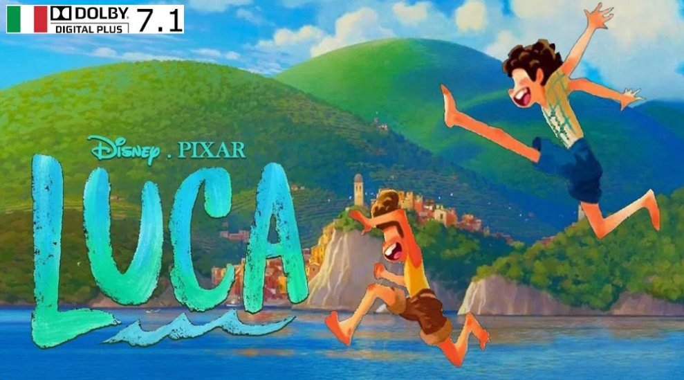 Luca 4K