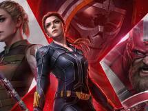 Sala vs Streaming Black Widow