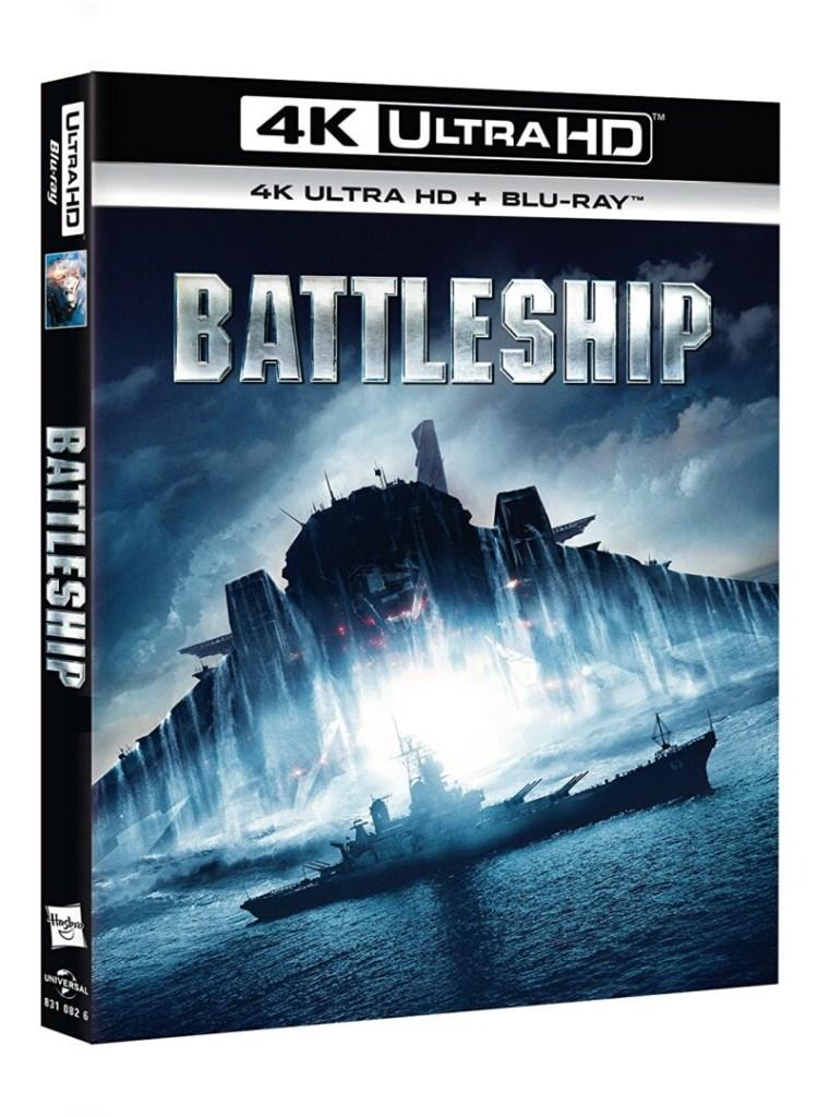 Battleship Ultra HD